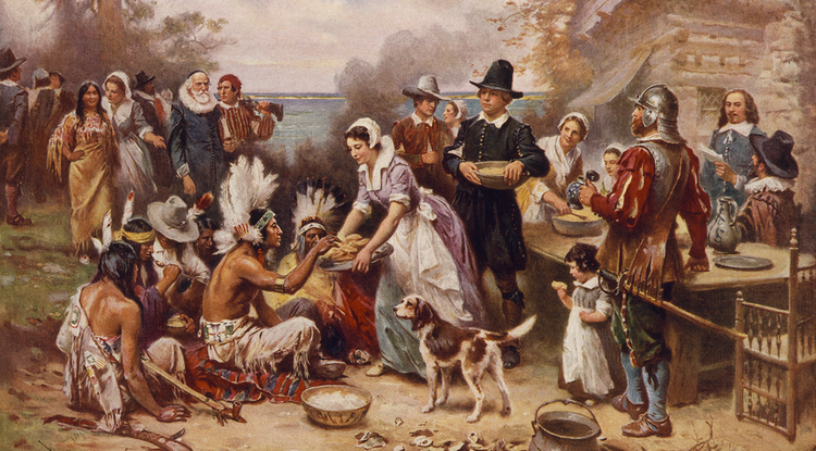 FirstThanksgiving
